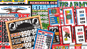PULL TABS & SEAL CARDS
